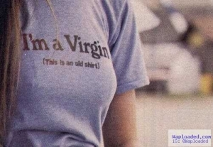 Virginity Is Not Important: Yes !!! You Read Right